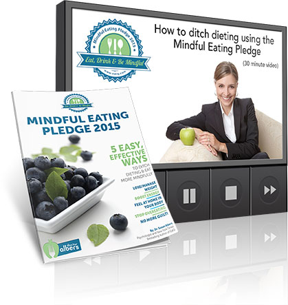 Mindful Eating Pledge