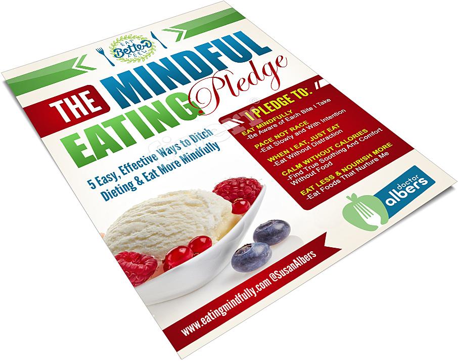 Mindful Eating Pledge 2016